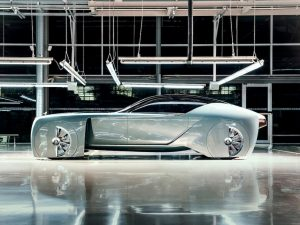 This is the 2016 Vision 100 from Rolls Royce...